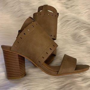 Rampage Block heel sandals